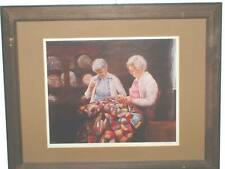Quilt maker sewing quilts nice print for  4 u or  a gift to someone  see ad wow