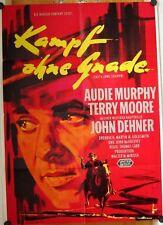 KAMPF OHNE GNADE (Pl. '59) - AUDIE MURPHY / TERRY MOORE / JOHN DEHNER / WESTERN