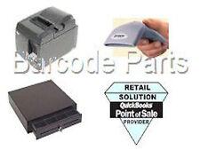 Quickbooks Pos 12.0 Citizen Hardware Pos Bundle 1 Printer, Scanner & Cash Drawer