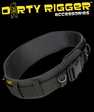 DIRTY RIGGER SECUTOR TOOL BELT, IDEAL FOR SOUND, LIGHT, VISUAL RIGGING THEATER