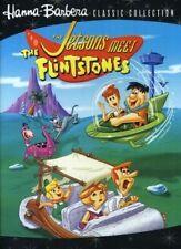 Jetsons Meet The Flintstones 0883316354421 With Mel Blanc DVD Region 1