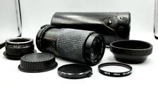Canon EOS DIGITAL fit 80 200mm 400mm ZOOM lens for 400D 600D 1200D 7D 2000D etc