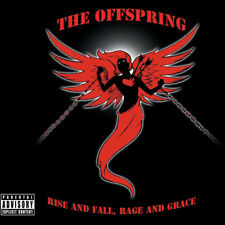 The Offspring : Rise and Fall, Rage and Grace CD (2016) ***NEW***