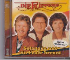 Die Flippers-Solang In Uns Ein Feuer Brennt cd album