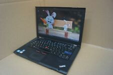 "Lenovo ThinkPad T420s Laptop 180GB SSD FAST i5-2520M 2.50GHZ 4GB RAM 14"" Win10"