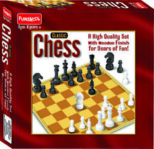 Chess Classic Funskool  Players 2 Age 6+ Strategy & War Game