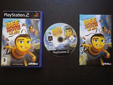 BEE MOVIE LE JEU : Sony PlayStation 2 PS2 (Dreamworks enfants COMPLET suivi)