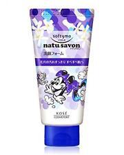 KOSE SOFTYMO Nachusabon Face Wash (pores clear) 130g japan