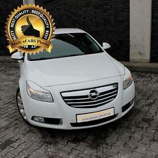= Vauxhall / Opel INSIGNIA A Standard Headlight eyebrows eyelids = ABS PLASTIC =