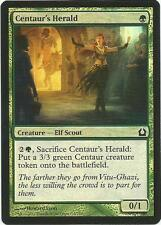 1x Foil - Centaur's Herald - Magic the Gathering MTG Return to Ravnica