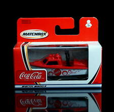 Matchbox Police Launcher COCA COLA Series Diecast 1:64 Scale  Coke