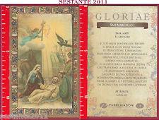 C4 -  SANTINO HOLY CARD S. SAN MARCELLO I PAPA 16 GENNAIO