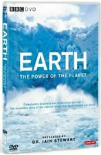 Earth : The Power of the Planet - Complete BBC Series  (DVD) (2008) Iain Stewart