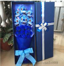 Hot Bunch of 6 Lilo Stitch Dolls Toys flowers Xmas Birthday Creative Gift Box @@