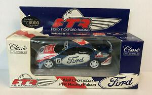 NEIL CROMPTON #6 FTR TICKFORD RACING FALCON FORD CREDIT 1:43 SCALE MODEL CAR