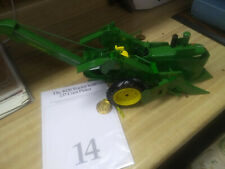 Ertl Precision Series #14 1/16 John Deere 4020 Tractor w/ #237 Mounted Picker