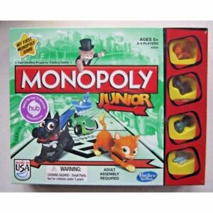 2013 Monopoly Junior Game Replacement Game Pieces - Unused - You Pick