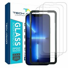 """Tech Armor Glass Screen Protector for Apple iPhone 13 /13 Pro 6.1"""" 3 PACK"""