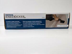 Carpet Knee Knocker Installation and Repair Tool Loose and New Carpet