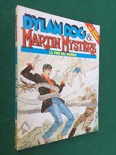 DYLAN DOG & MARTIN MYSTERE - LA FINE DEL MONDO Bonelli (1992) ORIGINALE