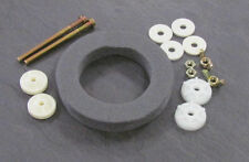 """2"""" Close Coulpling kit,  2 Bolts and Foam Washer Cistern fitting Pack"""
