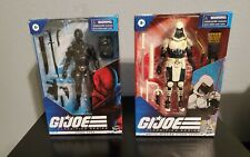 G.i. joe Classified Lot Retail Snake Eyes and Amazon Excl. Storm Shadow.