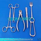 5 Pcs Surgical Instruments Medical Equipment Set DS-640