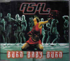 Ash- Burn Baby burn cd maxi single