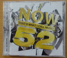 NOW 52 - Now That's What I Call Music! 52 - 2CD