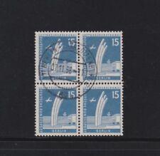 Gestempelte Briefmarken aus Berlin (1956-1957)