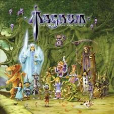 MAGNUM - LOST ON THE ROAD TO ETERNITY NEW CD