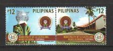 PHILIPPINES 2018 LA CASTELLANA CENTENNIAL SE-TENANT SET OF 2 STAMPS IN MINT MNH