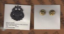 US Army Master Diver Badge award duty uniform