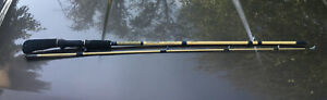 VTG South Bend Kwik Stix Classic II 6' Spincasting Rod No. 4135 6-15lb 1/4-5/8oz