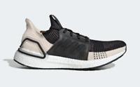 adidas Ultraboost 19 Core Black Running Sneakers Size 10.5 M N1155