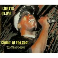 Kurtis Blow Chillin' at the spot (1994) [Maxi-CD]