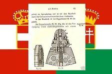 AUSTRIA-HUNGARY ARTILLERY  WW1- RARE REFERENCE