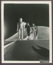 Gort Michael Rennie Day The Earth Stood Still 1951 Original Spaceship J3326