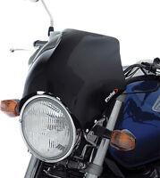PUIG RAPTOR WINDSCREEN HEADLIGHT MOUNT (BLACK) 0013N