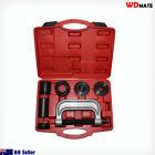 10pc Ball Joint Press Service Kit Anchor Pin Press C Frame Brake 4WD 20003006