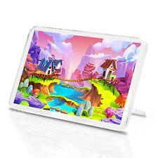 Colourful Magic Realm Classic Fridge Magnet - Cute World Fairy Girls Gift #16884