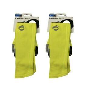 PEARL IZUMI Elite Thermal Arm Warmer Size Small 14371510 Florescent