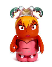 NEW Disney Parks Peter Pan Vinylmation ANGRY Tinker Bell - Pink Tink Figurine