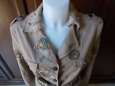 CRISTINAEFFE (made in Italy) Giacca Donna Women's Jacket Frau Jacke Tg IT 48