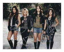 PRETTY LITTLE LIARS AUTOGRAPHED SIGNED A4 PP POSTER PHOTO