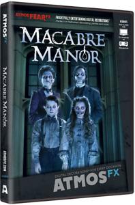 Atmosfearfx Macabre Manor Dvd Digital Decoration Halloween