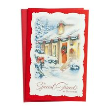 Christmas Boxed Cards - Special Friends at Christmas
