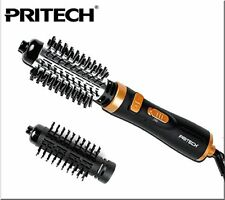 Double Brosse soufflante rotative tournante a Brushing 900w Pritech