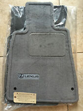 *NEW LEXUS LS400 OEM GRAY FLOORMATS 1998-2000 OEM FRONT & REAR GREY
