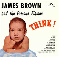 Think - James Brown (2012, CD NEUF)